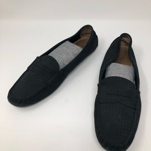 Ralph Lauren Camila Leather Loafer Moccasins
